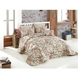 ARMN Casa Leaves 7-Piece Kingsize Comforter Set