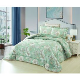 ARMN 6-Piece Larkspur Kingsize Comforter Set