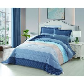 ARMN 6-Piece Geranium Kingsize Comforter Set