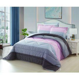 ARMN 6-Piece Dahlia Kingsize Comforter Set