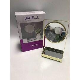 ARMN Danielle Vanity Mirror - Gold