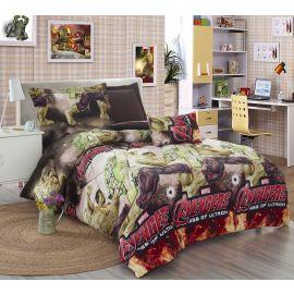 ARMN Solano Hulk Kids 6-Piece Single Comforter Set