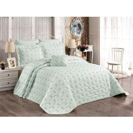 ARMN Chanely Meltem 2-Piece Single Bedspread Set - Mint