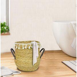 ARMN Nordal Medium Laundry Basket - Beige