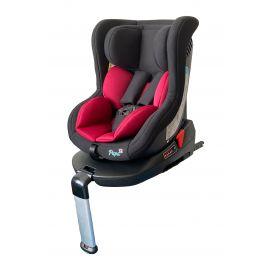 كرسي سيارة قابل للدوران من Pupa - أحمر
