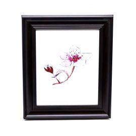 Blossoms Framed Wall Art - 28 x 33 cm