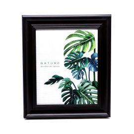 Leaves Framed Wall Art - 28 x 33 cm