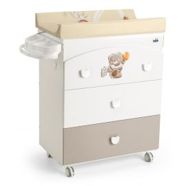 Cam Cassettiera Changing 3-Drawer Chest