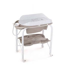 طاولة غيار من Cam Cambio - أبيض وبني