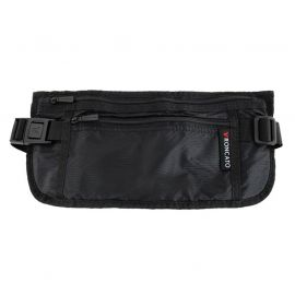 Roncato Security Flat Waist Bag - Black