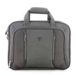 حقيبة رسمية 15.6 إنش من Roncato City - رمادي