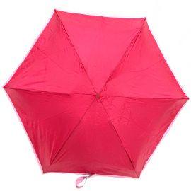 Roncato Bicolor Foldable Umbrella - Burgundy & Pink