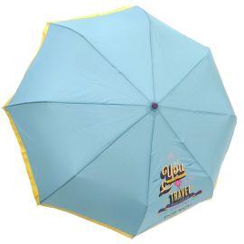 Roncato Smile Foldable Umbrella - Blue