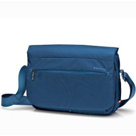 Roncato Land Flap Shoulder Bag - Blue