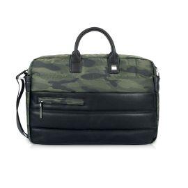 """Roncato Boston 15.6"""" 2-Compartment Bag - Military"""
