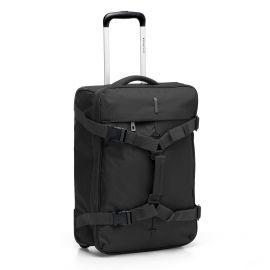 Roncato Ironik 25L Trolley Duffle Bag - Black