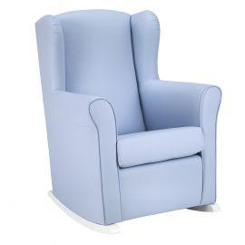 Cambrass Nursing Rocking Chair - Blue