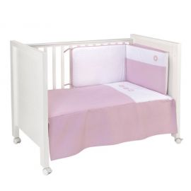 Cambrass Pic 2-Piece Bedspread Set - Pink
