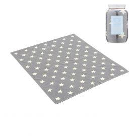 Cambrass Etoile 80 x 100 Cotton Blanket - Gray