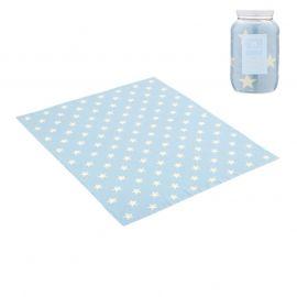 Cambrass Etoile 80 x 100 Cotton Blanket - Blue