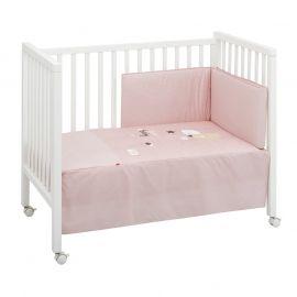 Cambrass Moon 2-Piece Bedspread Set - Pink