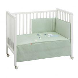 Cambrass Moon 2-Piece Bedspread Set - Green