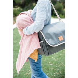 My Bag's Happy Family Maternity Bag - Gray
