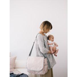 My Bag's Happy Leaf Maternity Bag - Pink