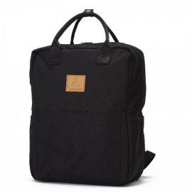 My Bag's Master Eco Maternity Backpack - Black