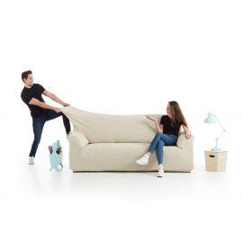 غطاء صوفا بـ3 مقاعد من ARMN Milos - بيج