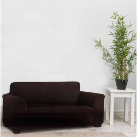 غطاء صوفا بمقعدين من ARMN Milos - بني