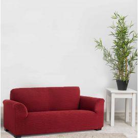 غطاء صوفا بمقعدين من ARMN Milos - أحمر