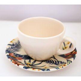 طقم شاي 12 قطعة من Keramika Keraart
