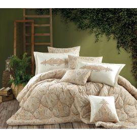 Duvet Svanh 4-Piece Queen-size Comforter Set