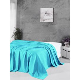 ARMN Deluxe Double Pique - Turquoise