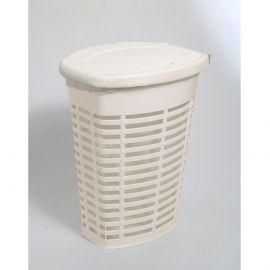 Primanova Palm Laundry Basket - Cream