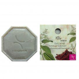 Primanova Clay Cleansing & Nourishing Soap