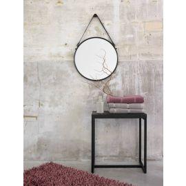 Aquanova Thymo Hanging Mirror - Black