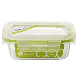 Komax Oven Food Container - 640 ml