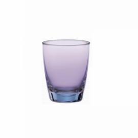طقم أكواب زجاج قطعتين من Ocean Indigo Reflection - سعة 365 مل