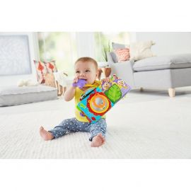 Fisher Price Soft Activity Book