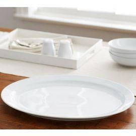 Ariane Prime 45cm Oval Platter - White