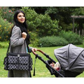 حقيبة أمومة من Ryco Willow - أسود