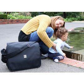 حقيبة أمومة من Ryco Deluxe - أسود