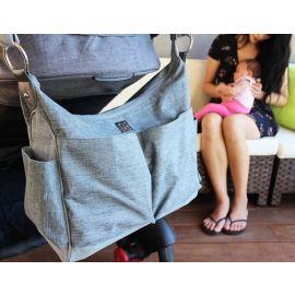 حقيبة أمومة من Ryco Autumn - رمادي