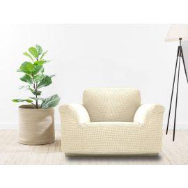 غطاء صوفا بمقعد واحد من ARMN Milos - بيج